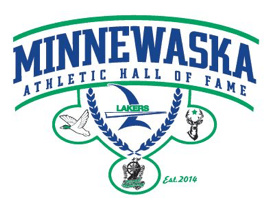 Minnewaska Athletic Hall of Fame Logo