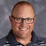 Minnewaska Area Schools staff member Chad Jergenson