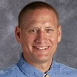 Minnewaska Area Schools staff member Chris Bennes
