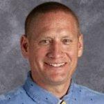 Minnewaska Area Schools staff member Chris Bennes