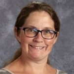 Minnewaska Area Schools staff member Deidre Williams