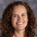 Minnewaska Area Schools staff member Lisa Bonk
