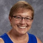 Minnewaska Area Schools staff member Patty Bond