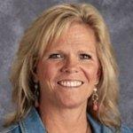 Minnewaska Area Schools staff member Peggy Falk