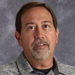 Minnewaska Area Schools staff member Steve Entzi