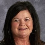 Minnewaska Area Schools staff member Betsy Rode