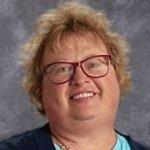 Minnewaska Area Schools staff member Sandy Gaulke
