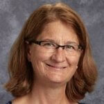 Minnewaska Area Schools staff member Susan Brown
