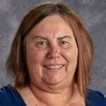 Minnewaska Area Schools staff member Vicki Moen