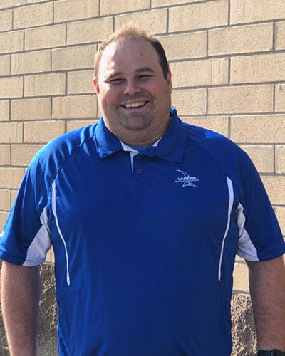 School board member Justin Zavadil
