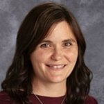 Minnewaska Area Schools staff member Sara Lowery