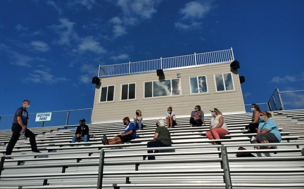 Minnewaska High School Fall Planning