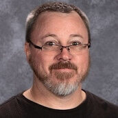 Minnewaska Area Schools staff member Mark Meyer
